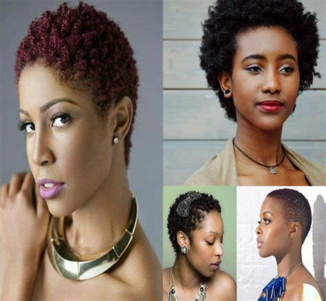 coiffure cheveux courts le twa ou teeny weeny afro