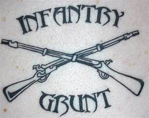 Infantry Grunt – Tattoo Picture at CheckoutMyInk.com