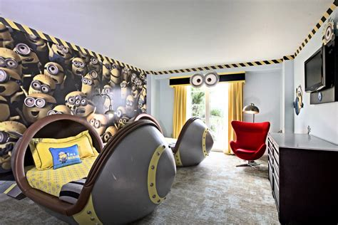 chambre decoration deco chambre theme cinema
