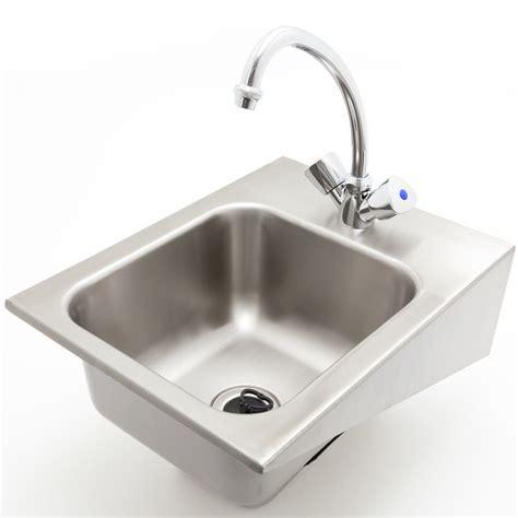 waschbecken mit armatur set edelstahl sp 252 lbecken ausguss waschbecken handwaschbecken armatur siphon ebay