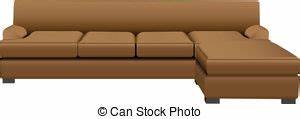 sectional clip art and stock illustrations 337 sectional With sectional sofa vector