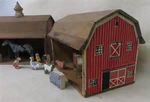 Toy Barn and Farm Animals