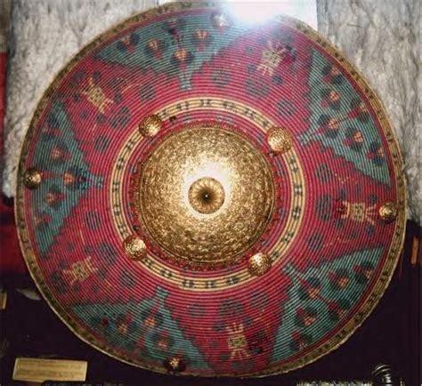 Ottoman Centuries by Ottoman Kalkan Shield Ottoman Kalkan Shield