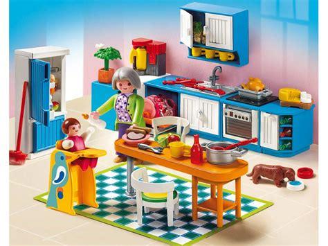 playmobil cuisine moderne maison traditionnelle playmobil images