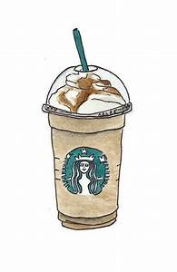 starbucks drawing | ☻ a r t ☻ | Pinterest | Drawings ...
