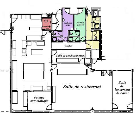 norme cuisine restaurant plan de la cuisine pédagogique du lycée marlioz thinglink