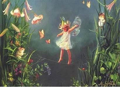 Fairy Animated Background Cartoon Wallpapersafari