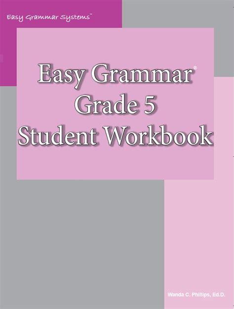 easy grammar grade  easy grammar systems