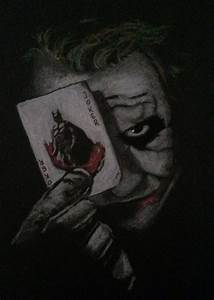 The Joker - Why so serious? by tofu0004 on DeviantArt