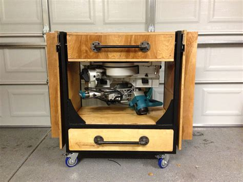 make a table saw table odjo how to build a rolling workbench