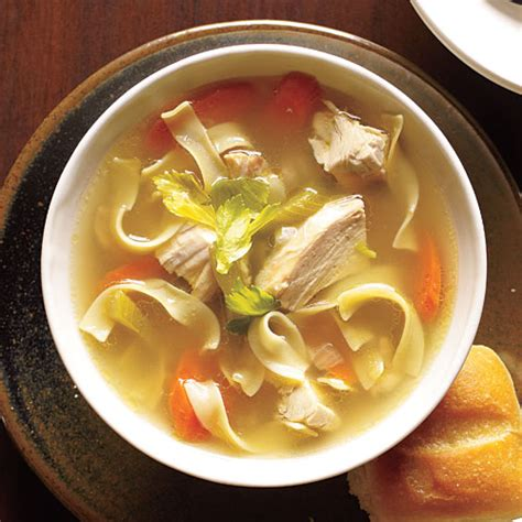 cooking light chicken noodle soup comforting chicken soup recipes cooking light