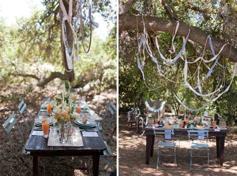 Wedding Ideas For Summer : Outdoor Summer Wedding Inspiration