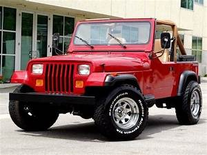 Sell Used 1987 Jeep Wrangler Yj One Owner Low Miles 6