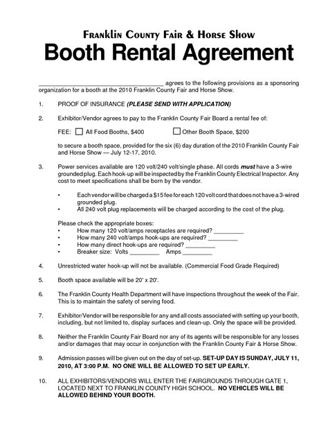 11 best images of contract agreement for salon hair