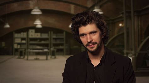 Ben Whishaw - Spectre Interview HD - YouTube