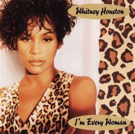 whitney houston cd covers phillzdesigns