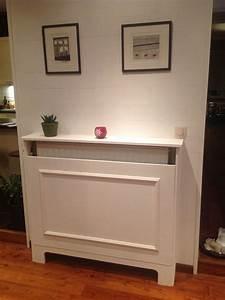 Fabriquer Un Cache Radiateur : cache radiateur fait maison ideas pinterest radiators ~ Melissatoandfro.com Idées de Décoration