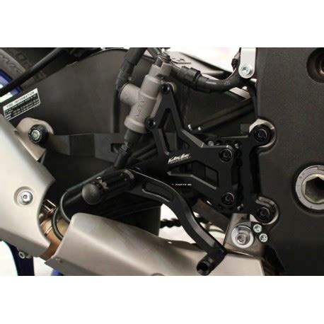 Pedane Arretrate Valter Moto by Pedane Arretrate Valtermoto Tipo 1 5 Regolabili Per Yamaha