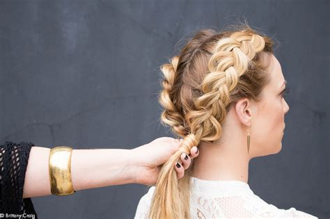 bohemian braid how to bangstyle house of hair inspiration