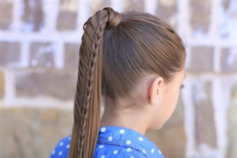 Ponytail Braid Hairstyles For by Lace Braided Ponytail And Updo Hairstyles