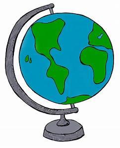 Globe Terrestre Carton : animated globe clip art clipartix ~ Teatrodelosmanantiales.com Idées de Décoration