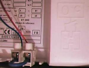 Thermostat D Ambiance Sans Fil Pour Chaudiere Gaz : installer thermostat sans fil chaudi re gaz connecter les ~ Premium-room.com Idées de Décoration