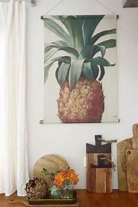 Küche Deko Wand : meine k che ananas f r die wand in 2019 wand deko ideen f r sch ne w nde w nde sch ne ~ Yasmunasinghe.com Haus und Dekorationen