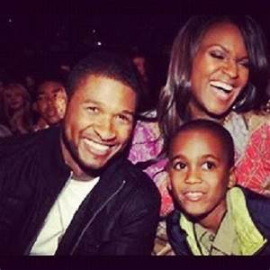 Usher's Stepson and Tameka's son, Kyle Glover Taken Off ...