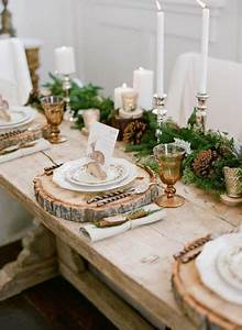 Table De Nol 22 Ides De Dcoration De Table De Nol 2018