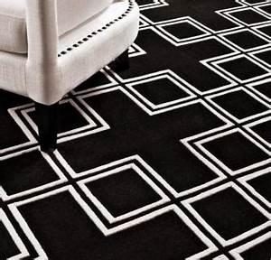 Teppich Schwarz Weiß : teppich schwarz weiss online bestellen bei yatego ~ A.2002-acura-tl-radio.info Haus und Dekorationen
