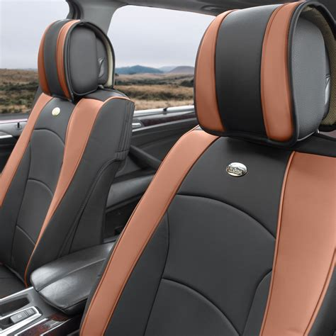 Who Makes Seat Cars by 5 Seat Car Suv Pu Leather Seat Cushion Covers Set 5