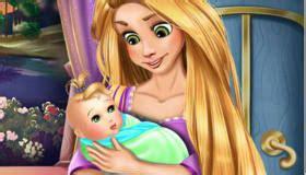 juego de rapunzel  su hija gratis juegos xa chicas