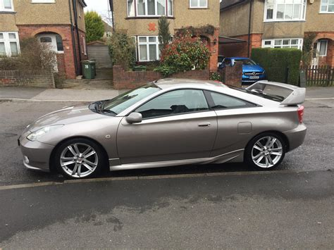 2006 Toyota Celica by Used 2006 Toyota Celica Vvtl I Gt For Sale In Surrey