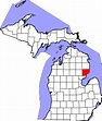 Iosco County, Michigan - Wikipedia