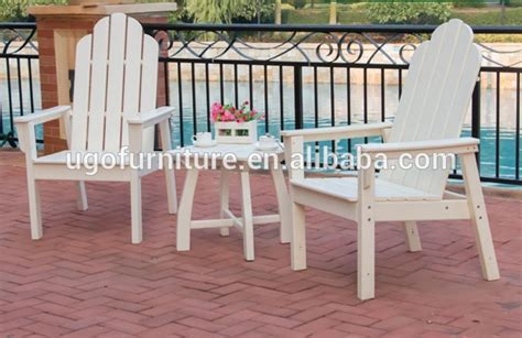 2016 high quality outdoor wood chair plastic