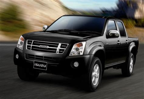 isuzu dmax 2007 facelifted 2007 isuzu d max launched in malaysia