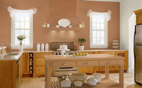 Best Color For Kitchen Cabinets 2017 by Explore Different Shades In Kitchen Paint Colors Designinyou