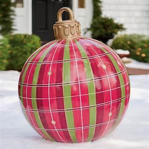 Massive, Outdoor, Christmas, Ornaments