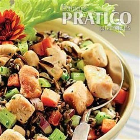 cuisine sauvage recettes salade de riz sauvage au poulet et chignons recettes