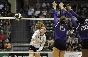 Wahine volleyball's Taylor named Player of the Week