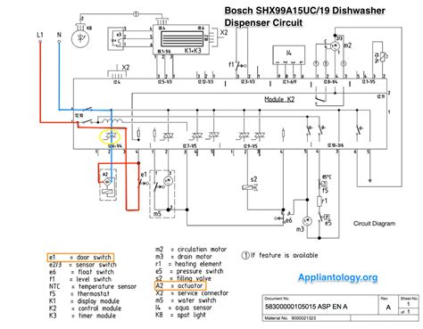 bosch dishwasher motor wiring diagram choice image