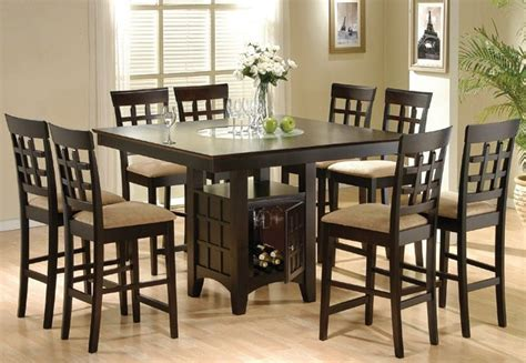 Kitchen Furniture Calgary by Dining Room Furniture Calgary Modern Dining Table Kitchen