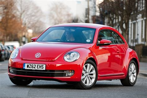 Volkswagen Beetle Hatchback Review (2012