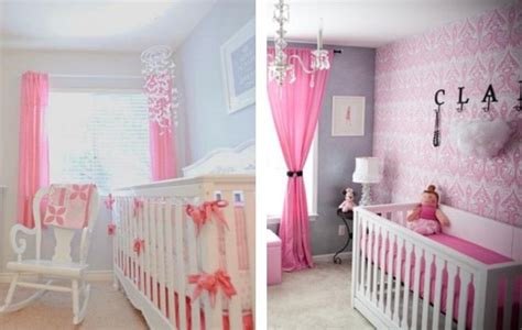 idee deco chambre bebe fille rose