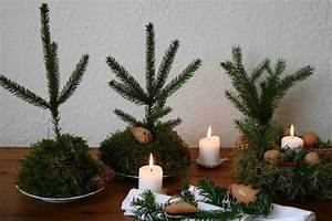 Adventsdeko Aus Naturmaterialien : home of happy rural chic zu weihnachten weihnachtsdeko ~ Watch28wear.com Haus und Dekorationen