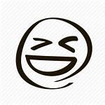 Icon Laugh Laughing Smiley Lol Emoticon Happy