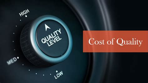 Wastra - Blog - Cost of Quality
