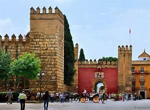 Sevilla   Alc U00e1zar   Puerta Del Le U00f3n 2  2