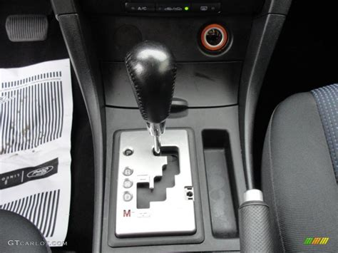 2005 Mazda Mazda3 S Hatchback 4 Speed Automatic