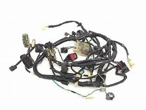 Honda 2003 2004 Fsc600 Silver Wing Scooter Oem Main Electrical Wire Harness